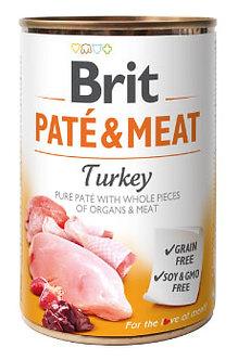 Brit Care Alimento Húmedo Pavo & Pollo