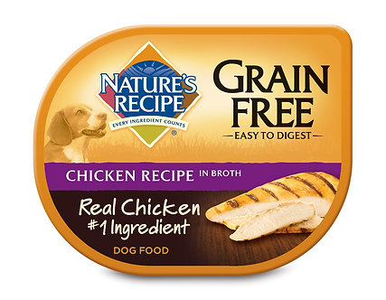 Grain Free Easy to Digest Chicken Recipe In Broth