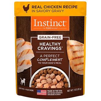 Instinct Healthy Cravings Pollo 85 grs