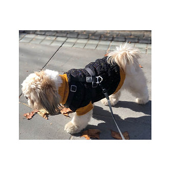 sweaters jaspiado negro