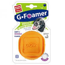 Pelota G Foamer Naranja Gigwi