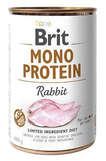 Alimento Humedo Mono Protein Rabbit