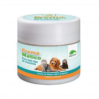 Crema de matico orgánico 60 ml
