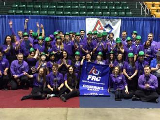 FRC DC Regionals 2015