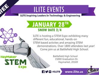 ILITE Robotics To Host STEM Expo