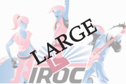 iROC T-Shirt - LARGE