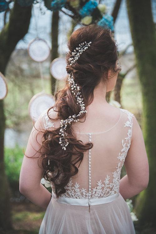 Ulyana Bridal Hair Vine