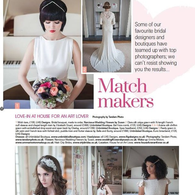 Our Featured #bridal #accessories #scottishwedding #lhgdesigns #headband #wedding _bestscottishweddi