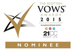 Delighted to shortlisted for Vows award again this year
