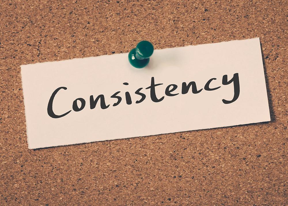 Inlagg - Consistency edited