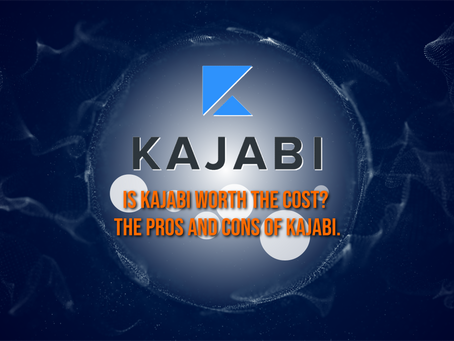 The Pros And Cons Of Kajabi