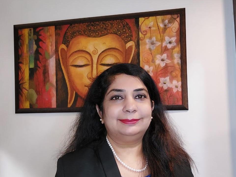 Gauri Kacherikar, Business and Transformation Coach