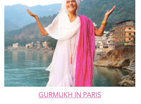 Save The Date // Gurmukh in Paris <3