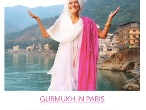 Save The Date // Gurmukh in Paris <3