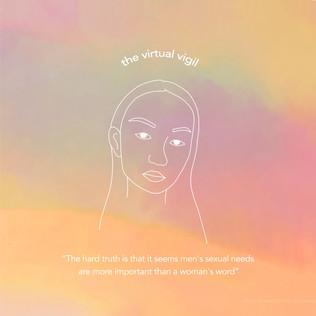 The Virtual Vigil: I Went on a Walk