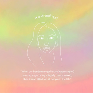 The Virtual Vigil: Keep Coming Together