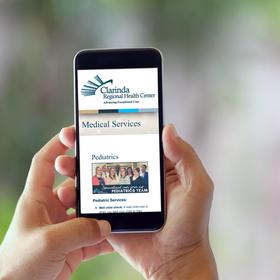 Clarinda Regional Health Center Mobile