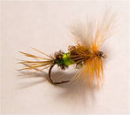Tennessee Wulff, Dry Fly, Smoky Mountain, Southern Appalachian Fly Fishing Flies