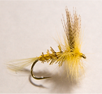 Yallarhammer Dry Fly Smoky Mountain, Southern Appalachian Fly Fishing Flies