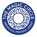 Magic Circle Logo Hampshire Magicia Colin Phillips