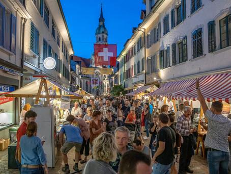 6. GenussThur-Winzerfest 2021 auf der Promenade Frauenfeld (Einlass mit Covid-Zertifikat)