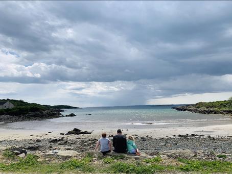 Staycation Destination: Galloway View