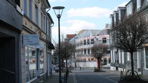 Obere Kaiserstraße weiterhin für Kunden erreichbar