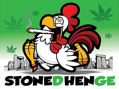 Stoned Henge