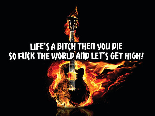 Lifes a Bitch
