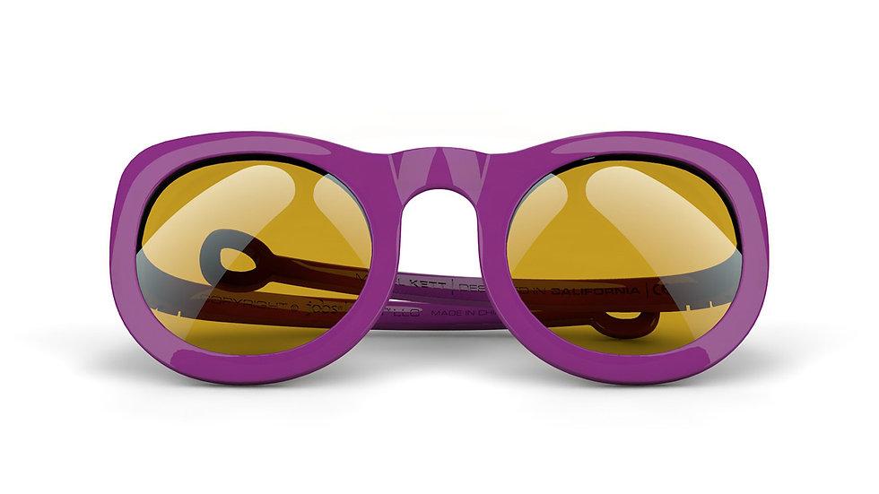 KETT® | Purple / Ivory / Yellow