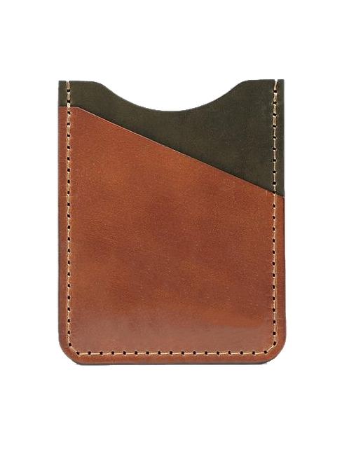 Kash Wallet v1 (Brown/Olive)