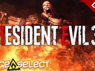 Resident Evil 3 - The Dojo LIVE (Let's Play) - Part 3