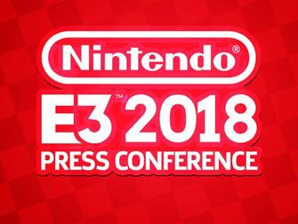 E3 2018 Nintendo Direct