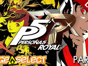 Persona 5 Royal - The Dojo LIVE (Let's Play) - Part 1