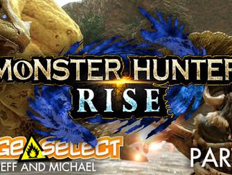 Monster Hunter Rise (The Dojo) Let's Play - Part 2