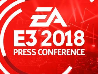 E3 2018 EA Press Conference