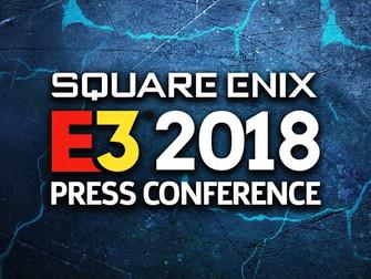 E3 2018 Square Enix Press Conference