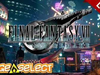 Final Fantasy VII Remake - The Dojo LIVE (Let's Play) - Part 1