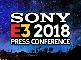 E3 2018 Playstation Press Conference