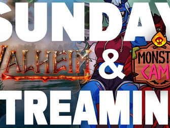 Sunday Streaming: Val(en)heim's Day/Monster Prom 2: Monster Camp