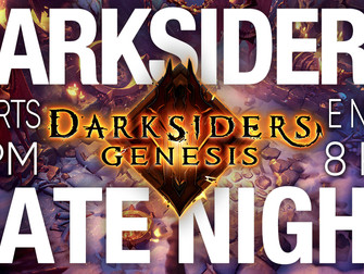 Darksiders Date Night with Matt and Morgan Frank!