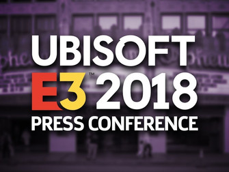 E3 2018 Ubisoft Press Conference