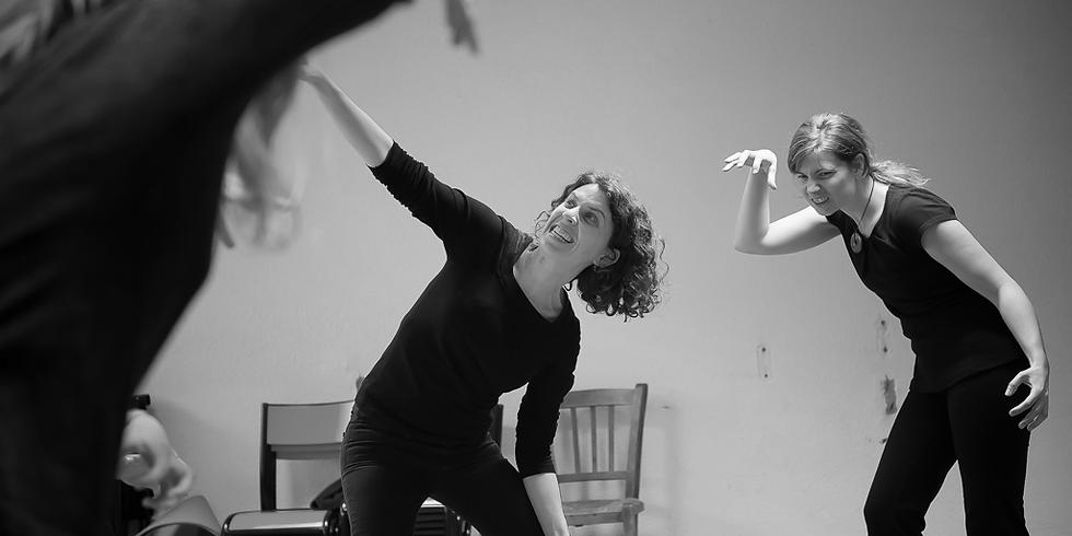 Danse théâtre en signes
