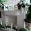 Thumbnail: Wedding Fireplace with decor