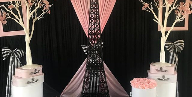 Paris / Eifell Tower Themed Package