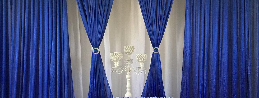 2 Layers  Backdrop Blui