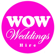 WOW Wedding and event Hire