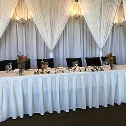 Wedding backdrop queensland wow weddings wedding and event hire 3 d white backdrop snow white 6m by 3m junglespirit Image collections