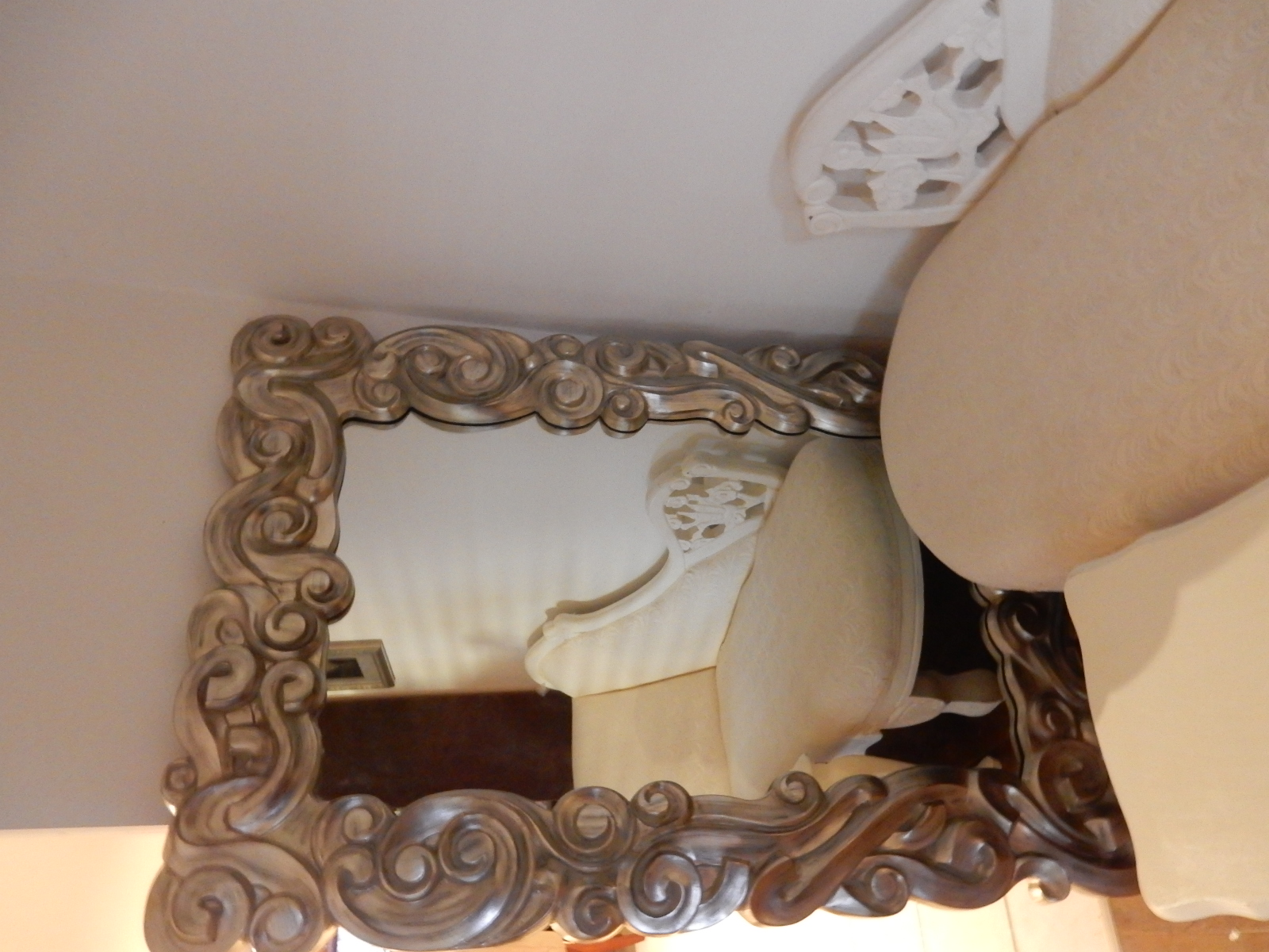 Giant full figure size mirror