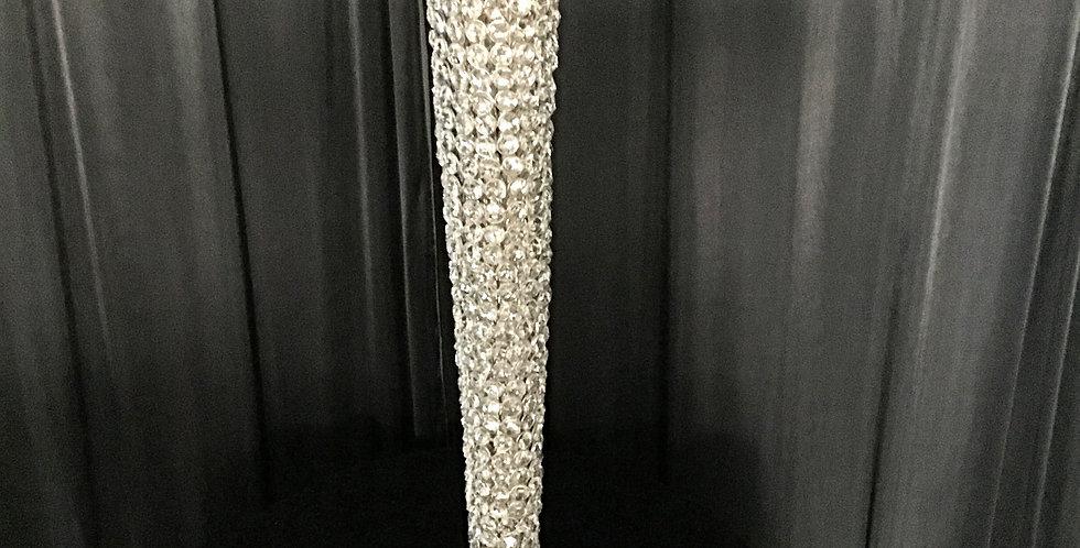 Crystal vase Leah